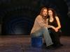 Repetition de la comedie musicale SHERAZADE au Theatre Olympia de Montreal, le 11 fevrier 2009.