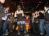 Eleves de l Ecole Jeunes Musiceins du Monde. Spectacle benefice de Jeunes Musiciens du Monde au Club Soda de Montreal, le 28 novembre 2008.