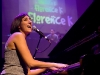 Florence K. Spectacle benefice de Jeunes Musiciens du Monde au Club Soda de Montreal, le 28 novembre 2008.