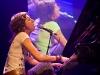 Catherine Major. Spectacle benefice de Jeunes Musiciens du Monde au Club Soda de Montreal, le 28 novembre 2008.