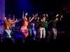 Spectacle benefice de Jeunes Musiciens du Monde au Club Soda de Montreal, le 28 novembre 2008.