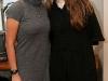 Point de presse avec Florence K. et Serena Ryder annoncant une collaboration mutuelle dans leur tournees respectives.