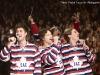 Jean-Philippe Audet, William Deslauriers et Pascal Chaumont -  l Orchestre Symphonique de Montréal, sous la direction du chef Kent Nagano, a vu à souligner à sa façon les 100 ans du club de hockey Canadien de Montréal.