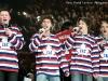 Maxime Landry,Jean-Philippe Audet, William Deslauriers et Pascal Chaumont -  l Orchestre Symphonique de Montréal, sous la direction du chef Kent Nagano, a vu à souligner à sa façon les 100 ans du club de hockey Canadien de Montréal.