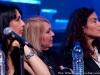 Visite des studios du gala du dimanche de Star Academie 2009 Etait présent Genevieve Dorion-Coupal; Jean-Pierre Gravel; Johanne Blouin; Julie Snyder; Michel Rivard; Sophie Faucher;  Stephane Laporte; Stephane Quintal; Studio Mel s