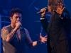 Eric Lapointe et Rick Hughes - Le party des fetes d Eric Lapointe;31 decembre 2008; Theatre du Centre Bell.