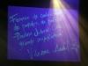 Spectacle -Pauline a la Page- en hommage a Pauline Julien, dans le cadre du 22eme Coup de Coeur Francophone, au Theatre Outremont de Montreal, le 8 novembre 2008.