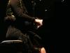 Andreanne Alain. Spectacle -Pauline a la Page- en hommage a Pauline Julien, dans le cadre du 22eme Coup de Coeur Francophone, au Theatre Outremont de Montreal, le 8 novembre 2008.