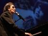 Pierre Flynn. Spectacle -Pauline a la Page- en hommage a Pauline Julien, dans le cadre du 22eme Coup de Coeur Francophone, au Theatre Outremont de Montreal, le 8 novembre 2008.