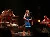 Mara Tremblay. Premiere de la tournee QUAND LE COUNTRY DIT BONJOUR au Theatre St Denis de Montreal, le 5 mars 2009.