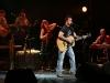 Jonathan Painchaud. Premiere de la tournee QUAND LE COUNTRY DIT BONJOUR au Theatre St Denis de Montreal, le 5 mars 2009.