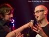 Groupe Exil - Grande finale de la tournée Rock N Road 2009 à Musique Plus.  ---- Aucune utilisation permise sans autorisation de l auteur ----