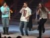 William, Sebastien Ricard et Pascal. STAR ACADEMIE 2009 - 5eme Gala - Studio Mels de Montreal le 8 mars 2009.