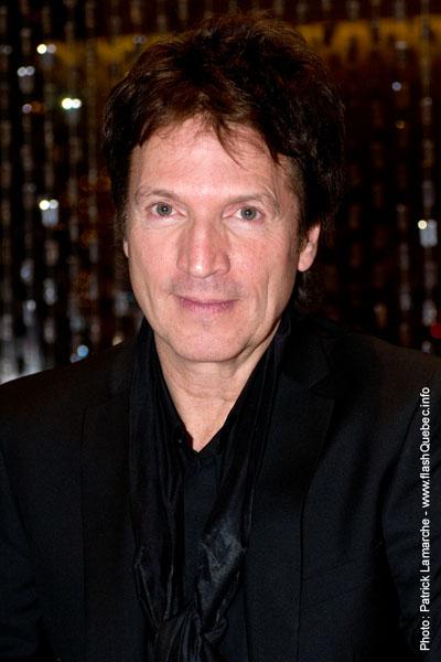 Claude Meunier - Premiere du film le grand depart - Place des arts - 9 decembre 2008