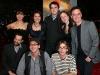 L equipe du film. Premiere du film BABINE de Luc Picard au Theatre Maisonneuve de la Place des Arts de Montreal, le 24 novembre 2008.