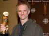 André Turpin, gagnant du Jutra  dans la catégorie Meilleure direction de la photographie pour C est pas moi, je le jure! - Gala Jutra 2009
