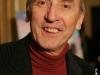 Gaston Lepage. Premiere du film -LE BONHEUR DE PIERRE- au Cinema Imperial de Montreal, le 23 fevrier 2009.