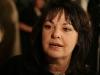 Louise Portal. Premiere du film -LE BONHEUR DE PIERRE- au Cinema Imperial de Montreal, le 23 fevrier 2009.