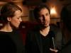 Karine Vanasse et Denis Villeneuve. Premiere du film POLYTECHNIQUE au Cinema Imperial de Montreal, le 2 fevrier 2009.