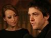 Karine Vanasse et Maxim Gaudette.  Premiere du film POLYTECHNIQUE au Cinema Imperial de Montreal, le 2 fevrier 2009.
