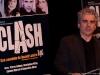 Conference de presse de la piece CLASH de Daniel Lemire, salle Andre-Mathieu de Laval, le 9 fevrier 2009.