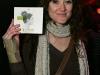 Mara Tremblay. Lancement du premier album de AMYLIE intitule -Jusqu au oreilles-, au Studio Juste Pour Rire de Montreal, le  25 novembre 208.