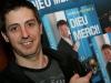 Christian Brisson-Dargis (comedien maison). Lancement du DVD de la saison 1 de l emission DIEU MERCI au bar Le Confessionnal de Montreal, le 29 janvier 2009.