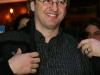 Yvon Bilodeau (metteur en scene de l emission). Lancement du DVD de la saison 1 de l emission DIEU MERCI au bar Le Confessionnal de Montreal, le 29 janvier 2009.