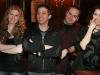 Les comediens maison. Lancement du DVD de la saison 1 de l emission DIEU MERCI au bar Le Confessionnal de Montreal, le 29 janvier 2009.