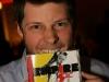 Jeff Lizotte. Lancement de l album -Brand New Style- de EMPIRE ISIS au Club Soda de Montreal, le  21 janvier 2009.