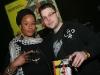 Mirieme et Frime. Lancement de l album -Brand New Style- de EMPIRE ISIS au Club Soda de Montreal, le  21 janvier 2009.