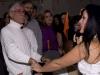 Lancement de l album -Je suis- de Giorgia Fumanti a l atelier de la designer Marisa Minicucci, le 18 novembre 2008.