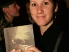 Amylie. Lancement du premier album de Marie-Pierre Arthur au Lion d Or de Montreal, le 3 mars 2009. La formation Karkwa accompagnait l artiste sur scene.