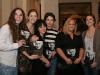 Les eleves de Star Academie Pascal, Sophie, Emilie, William, Vanessa et Carolanne. Lancement du livre Biographique de Georges-Hebert Germain sur Rene Angelil, a la salle Versailles de l Hotel Windsor de Montreal, le 2 mars 2009.