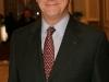 Le maire de Montreal Gerald Tremblay. Lancement du livre Biographique de Georges-Hebert Germain sur Rene Angelil, a la salle Versailles de l Hotel Windsor de Montreal, le 2 mars 2009.
