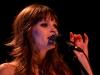 Lancement de -Donne-moi quelque chose qui ne finit pas-, le deuxieme album de Stephanie Lapointe,  la S.A.T. de Montreal le 9 mars 2009.
