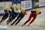 1500 M femme - Jour 1 - Championnats du monde de patinage de vitesse courte piste - Montréal 2014