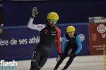 1500 M Homme - Jour 1 - Championnats du monde de patinage de vitesse courte piste - Montréal 2014