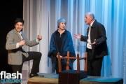 Comment je suis devenu musulmanTexte et mise en scène : Simon Boudreault. Production : Simoniaques Théâtre. À la Grande Licorne du 3 au 21 avril 2018