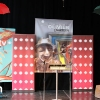 Conference de presse pour le devoilement des nominations au Gala Les Olivier au Monument National, le 13 avril 2011. Utilisation quelle qu'elle soit strictement interdite sans l'accord de l'auteure elise.lafreniere@videotron.ca