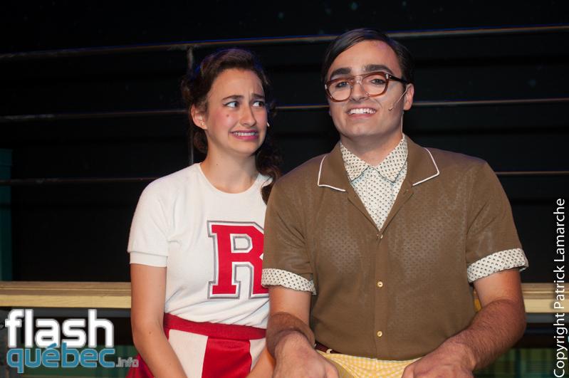 Comedie Musicale Grease Une Comédie Musicale Légère