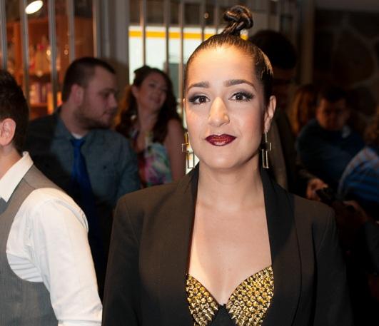 Les belles du Gala les Olivier selon Marie-France Pellerin du site Stilettos et Petits pots