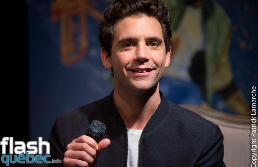 Mika parle de son amour pour Montréal en conférence de presse pour le Festival de Jazz