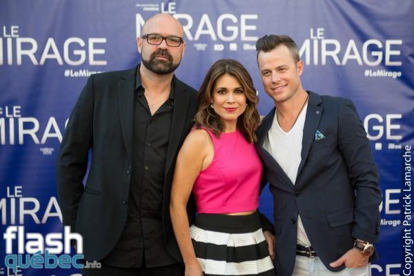 Première du film Le Mirage - un regard sincère et empreint d'humour sur une lourde réalité actuelle.