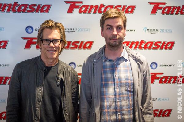 Première du film Cop Car Avec Kevin Bacon au Festival Fantasia 2015