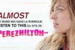 Marie-Mai tape dans l'oeil de Perez Hilton