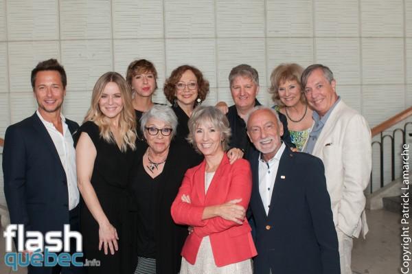 DESCHAMPSONS : un cadeau pour les 80 ans d'Yvon Deschamps… et pour la Fondation du CHUM