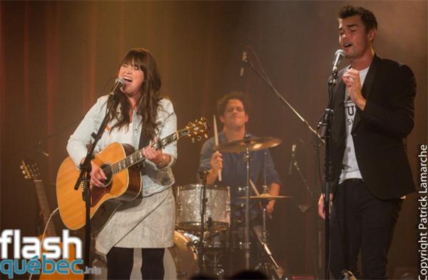 Joannie Benoit lance son tout premier album Pot Mason