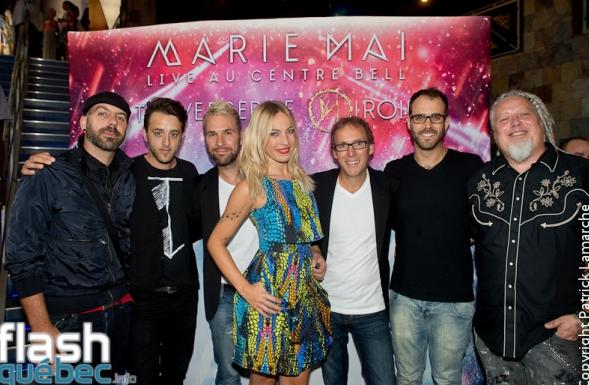CONCOURS: Gagnez le Blu-ray AUTOGRAPHIÉ du film Marie-Mai Live au Centre Bell: Traverser le miroir!!!