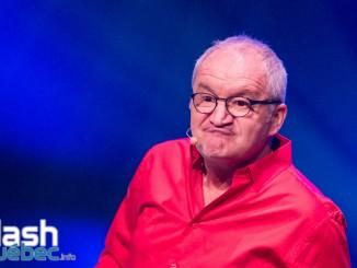 Michel Barrette - Première de Drôle de vie au Gesù
